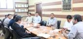 برگزاری جلسه کمیته فنی در شرکت کشاورزی سیرجان بنیاد