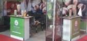 حضور در نمایشگاه yammy Food برج میلاد