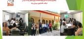 برگزاری جلسه راه اندازی پروژه گلخانه سبزی و صیفی واحد سیدان شرکت کشاورزی سیرجان بنیاد