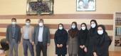 مراسم بزرگداشت روز زن و تجلیل از بانوان شاغل در شرکت کشاورزی سیرجان بنیاد